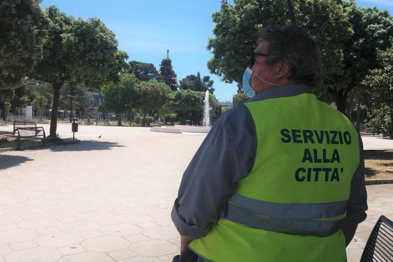 Riaperti Villa comunale e Parco Scianatico tra controlli e qualche perplessità
