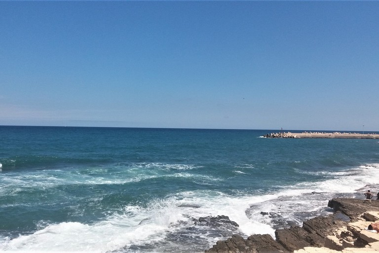 Mare Ponente. <span>Foto Gianluca Battista</span>