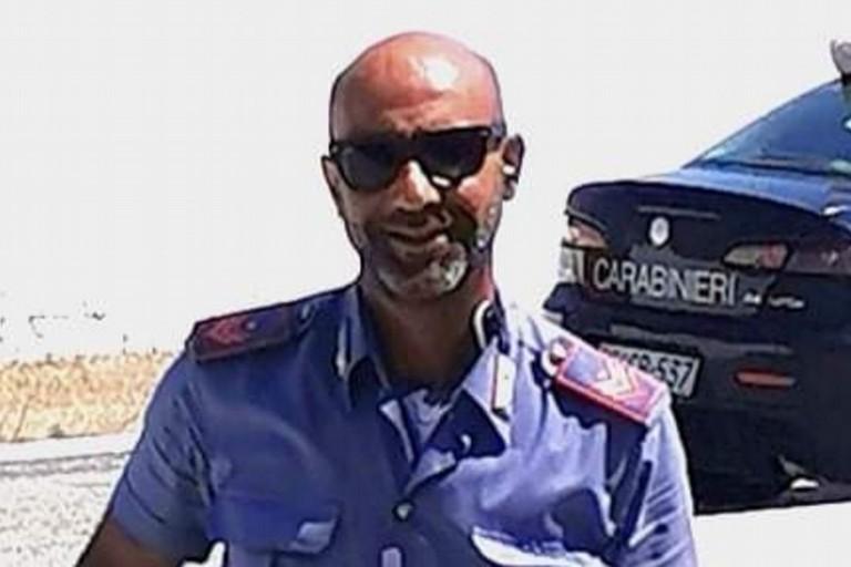 Il vice brigadiere Roberto Malerba