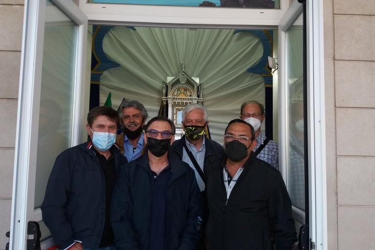 Il Comitato Feste. <span>Foto Gianluca Battista</span>