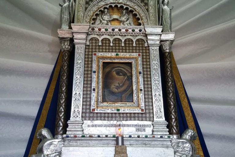 Maria SS di Corsignano
