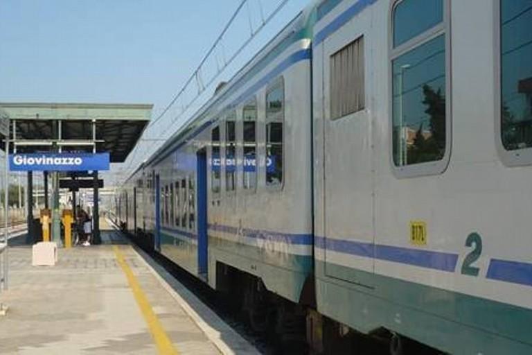 La stazione di Giovinazzo