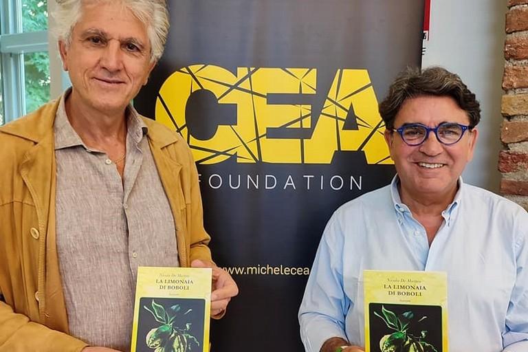De Matteo con la Fondazione Cea