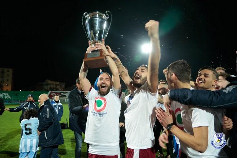 La Vigor Trani di Camporeale vince la Coppa Italia