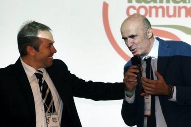 Tommaso Depalma e Michele Abbaticchio