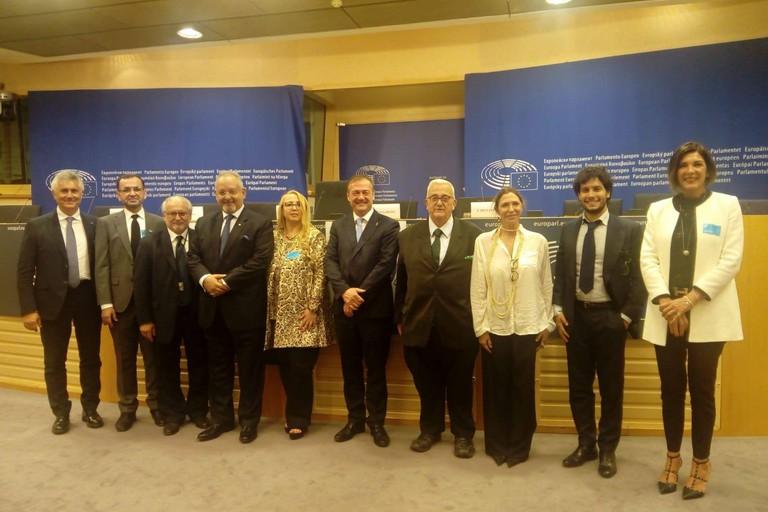L'evento presentato al Parlamento Europeo