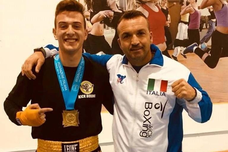 Antonello Dell'Olio e Giuseppe Scattarella
