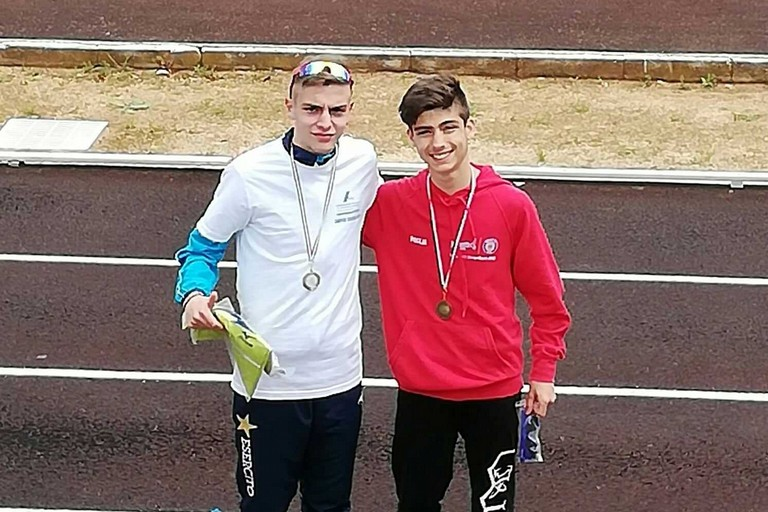 Antonio Bonvino e Giuseppe Mastandrea