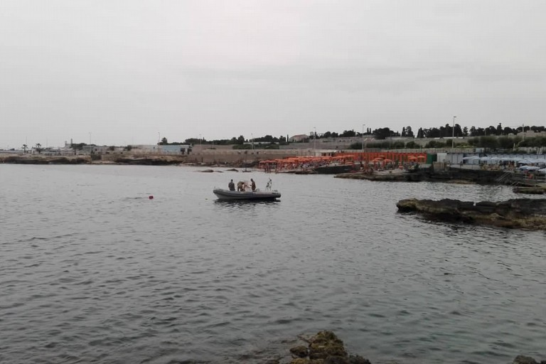 L'intervento del Nucleo S.D.A.I. di Taranto