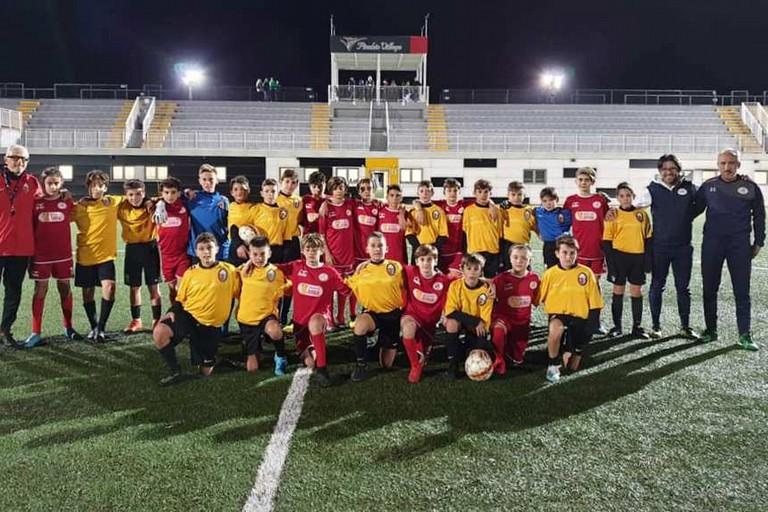 La Bruno Soccer School ad Ascoli Piceno