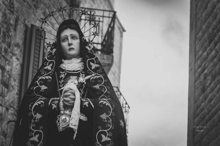 L'Addolorata. <span>Foto Lorenzo Cannato</span>