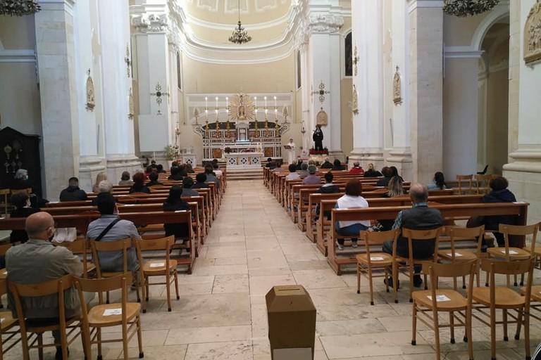 Chiesa di San Domenico (immagine di repertorio). <span>Foto Felice Bologna</span>