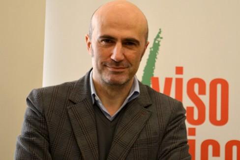Michele Abbaticchio, sindaco di Bitonto. <span>Foto Avviso Pubblico</span>