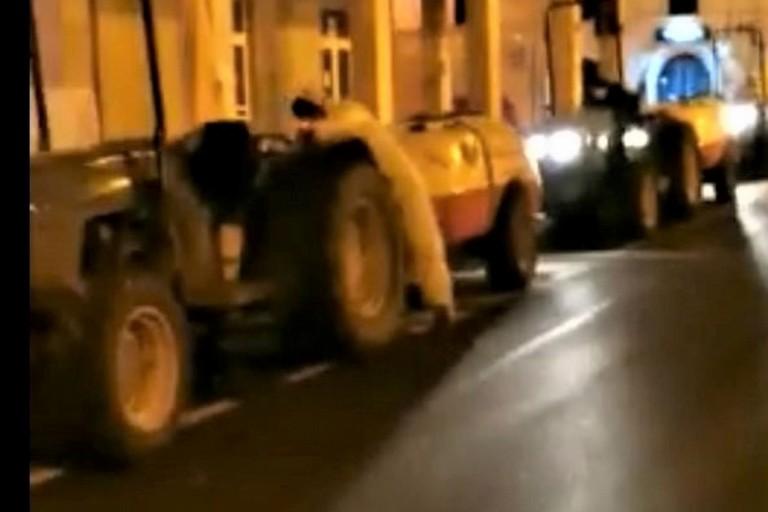 Agricoltori pronti alla sanificazione