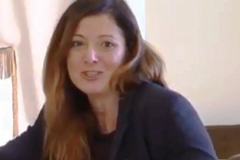 L'Assessore Antonella Colaluce