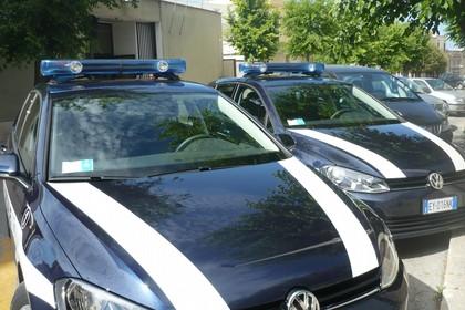 Le nuove auto della Polizia Locale