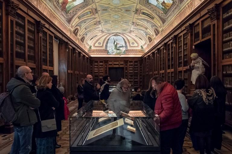 La Biblioteca del Museo Diocesano