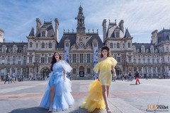 Successo a Parigi per Top Fashion Model