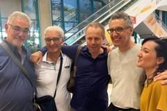 John Turturro è arrivato in aeroporto (FOTO)