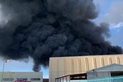 Incendio Ecogreen Planet, domani Punto Ecologico di via Bari chiuso