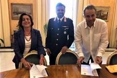 """""""Spiagge sicure 2020"""": siglata l'intesa tra Prefetto di Bari e Sindaco di Giovinazzo"""