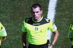 Lorenzo Illuzzi arbitra Cittadella-Brescia