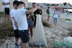 2hands Giovinazzo, domani pulizia della spiaggia in località ex Marmi Barbone