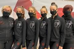 Nazionale Individuale Gold: tre ginnaste Iris in finale