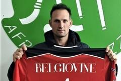AFP Giovinazzo, torna anche Tommaso Belgiovine