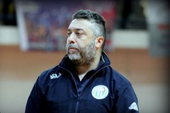 Grassi, nuova vita: è l'allenatore del Giovinazzo C5