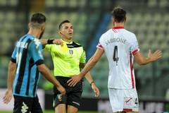 Illuzzi arbitra la capolista Brescia contro il Carpi