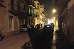 Lampioni spenti in via Bovio: i cittadini chiedono un intervento