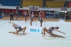 L'Iris onora la Puglia al Trofeo Coni Kinder+ Sport