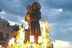 Oggi la processione in onore di Sant'Antonio di Padova