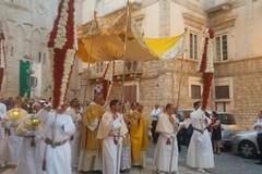 Processione del Corpus Domini, il programma