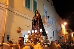 Venerdì la processione dell'Addolorata: il percorso