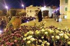 Stasera la Via Crucis cittadina alla presenza di Mons. Cornacchia
