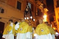 Stasera (maltempo permettendo) la processione dell'Addolorata