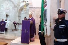 Mons. Cornacchia: «Luciano Pignatelli esempio di gratuità dell'amore» (FOTO)