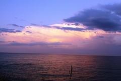 Un tramonto da cartolina (FOTO)