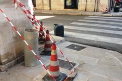 Nuovi semafori tra via Bari e via Firenze