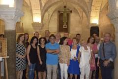Un reading letterario nella cripta della Concattedrale