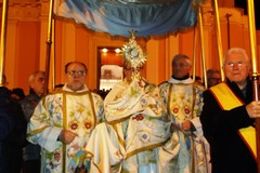 Madonna di Lourdes, ieri l'attesa processione (FOTO)