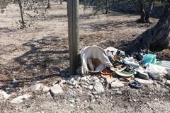 """Rifiuti abbandonati e furti: la strada per San Pietro Pago è """"un far west"""""""
