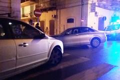 Incidente stradale tra via Marsala e via Bari