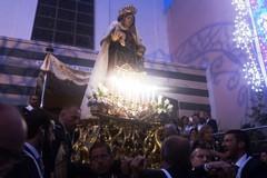Quartiere San Giuseppe in festa per la Beata Vergine del Monte Carmelo (FOTO)
