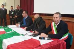 Capitano Ultimo è cittadino onorario di Giovinazzo (FOTO)