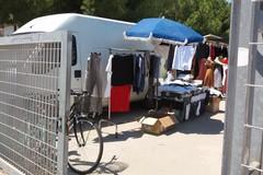 Zona arancione: mercato settimanale di Giovinazzo aperto questa mattina