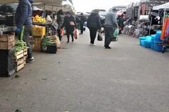 Nessun controllo agli ingressi del mercato settimanale di Giovinazzo