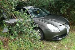 Ritrovata un'altra auto. Era stata rubata a Mola di Bari